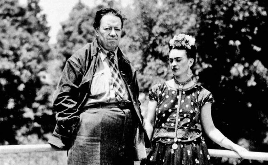 Mexican exhibit sheds light on lives of Frida Kahlo, Diego Rivera
