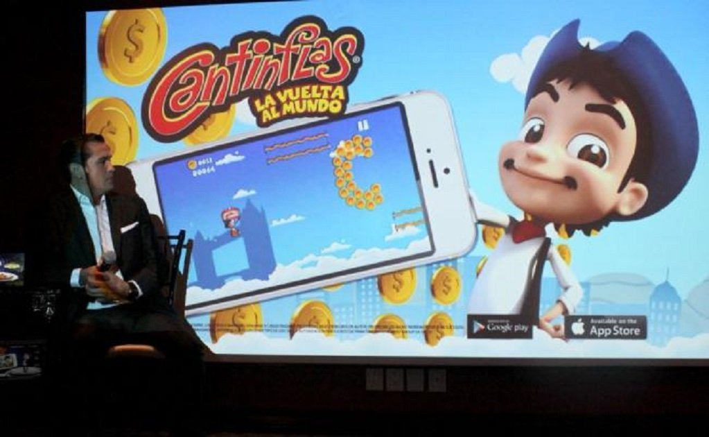Son of Cantinflas launches videogame for children