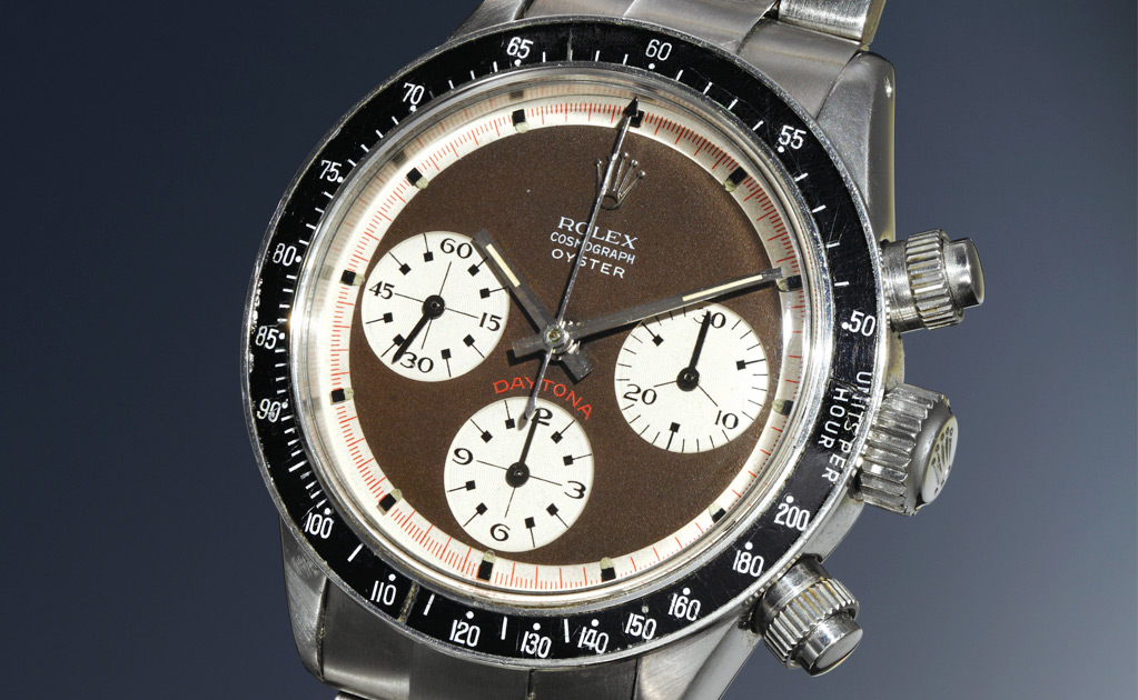 """Rolex Cosmograph Daytona """"Paul Newman Oyster Sotto"""""""