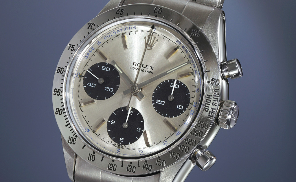 Rolex Cosmograph The Doctor