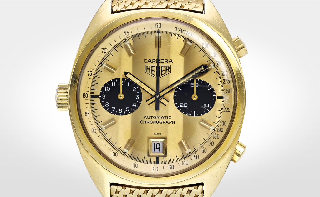 TAG Heuer Carrera Ronnie Peterson Edition Ref. 1158