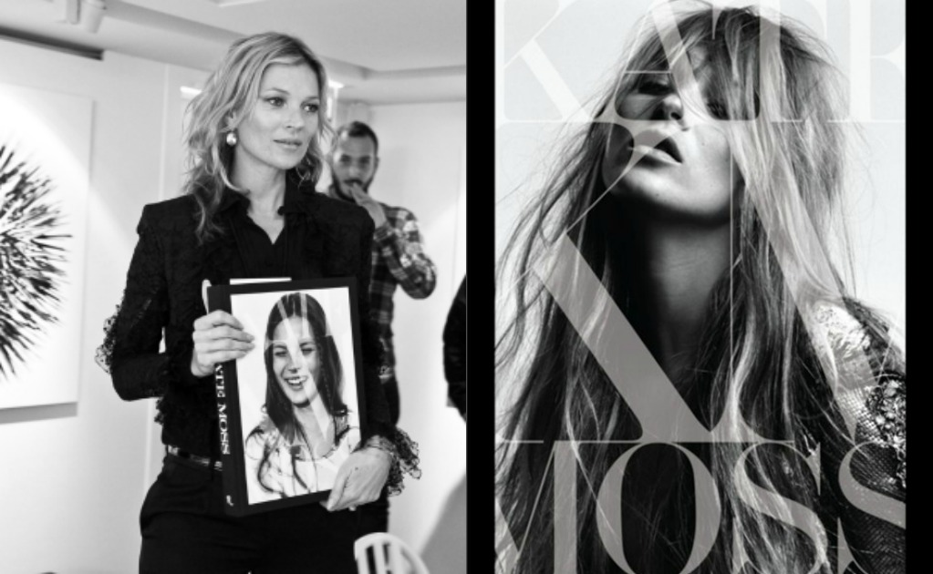 Kate: The Kate Moss Book de Kate Moss.
