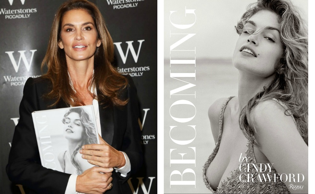 Becoming de Cindy Crawford.