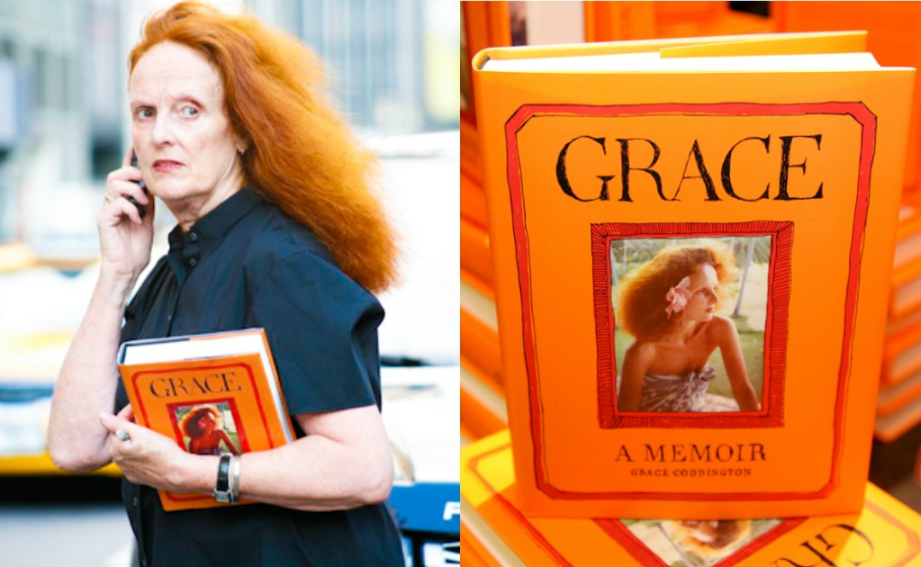 Grace: A Memoir de Grace Coddington.
