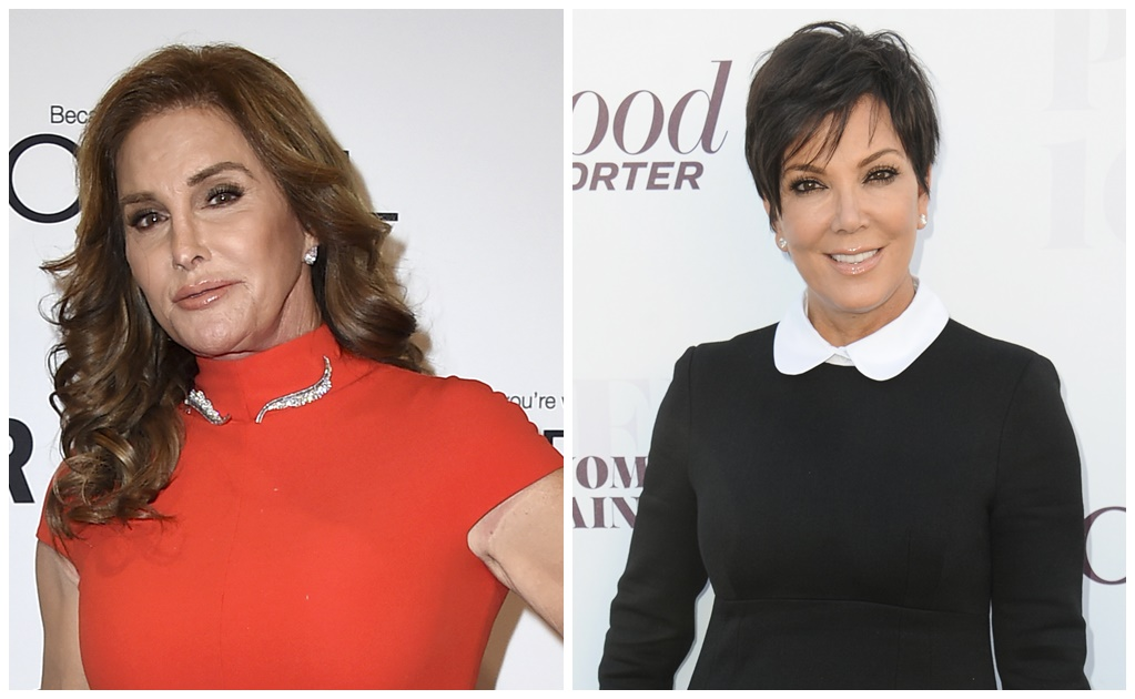 Caitlyn Jenner robaba lencería y maquillaje a Kris Jenner