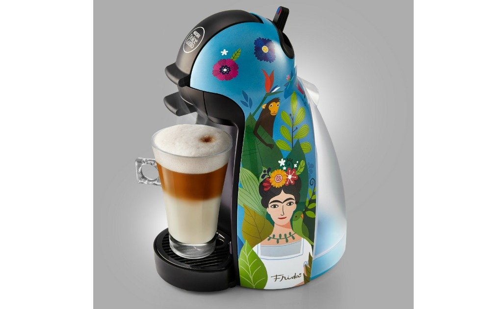 CAFETERA DOLCE GUSTO. (Foto: Especial)