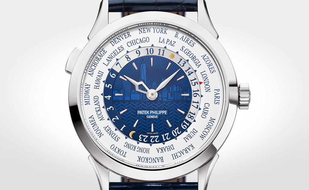 World Time Ref. 5230G New York 2017 Special Edition