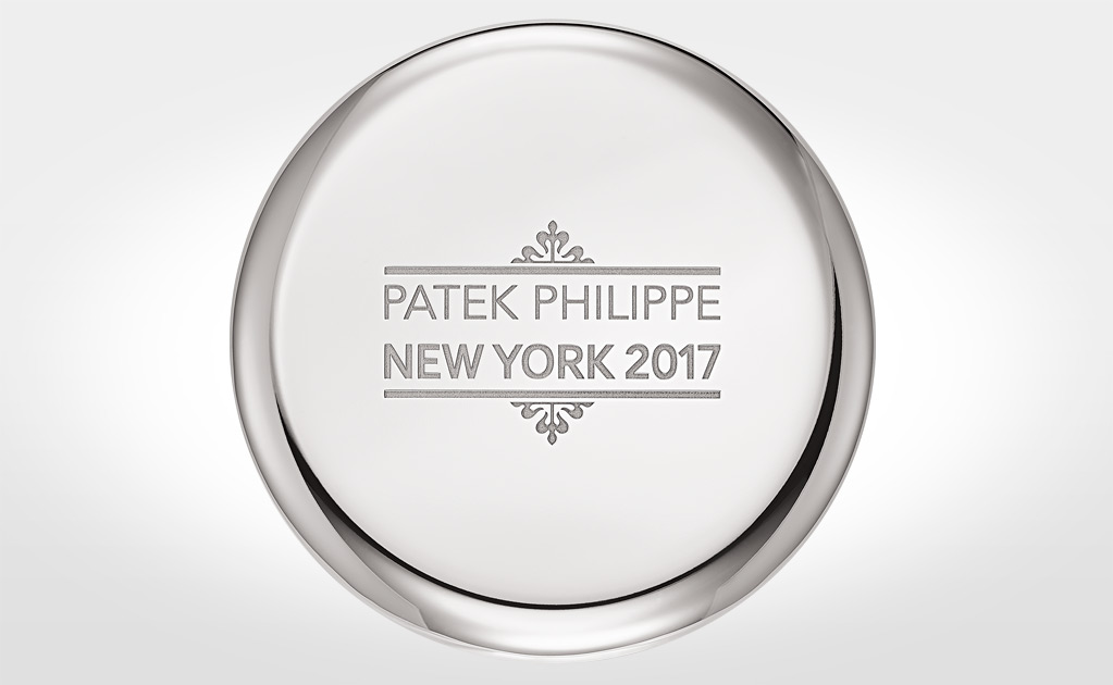 Minute Repeater Ref. 7000/250G New York 2017 Special Edition