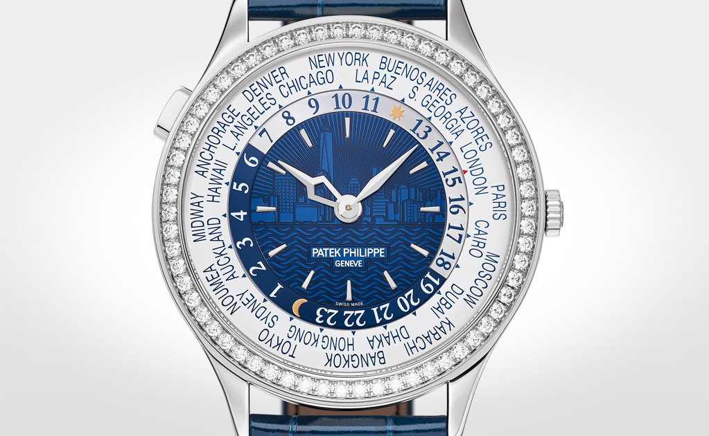 World Time Ref. 7130G New York 2017 Special Edition