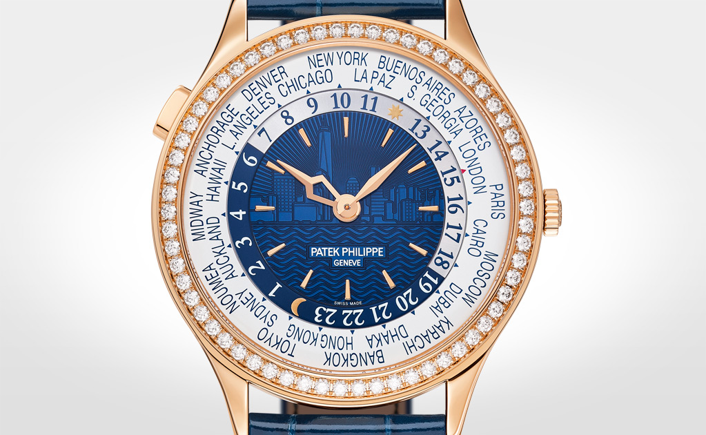 World Time Ref. 7130R New York 2017 Special Edition