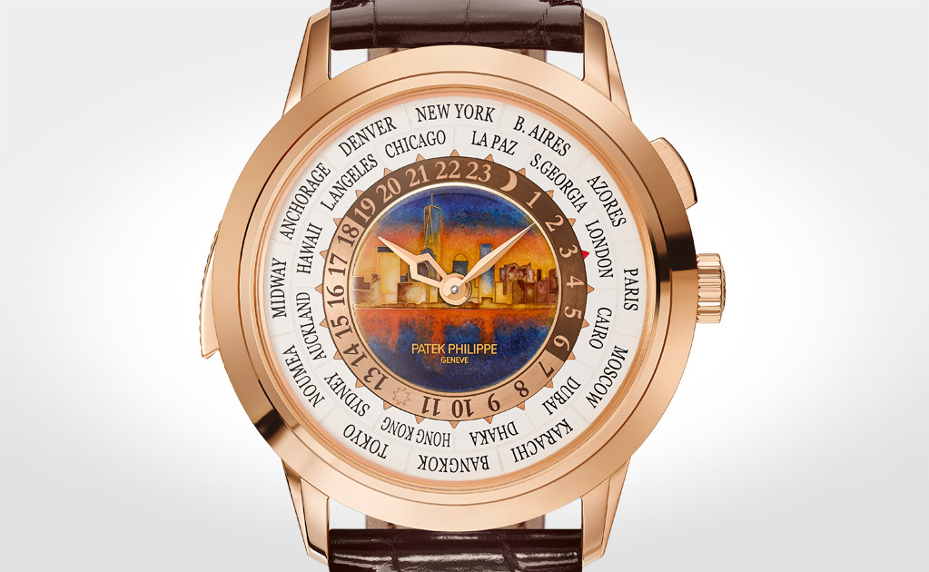 World Time Minute Repeater Ref. 5531 New York 2017 Special Edition
