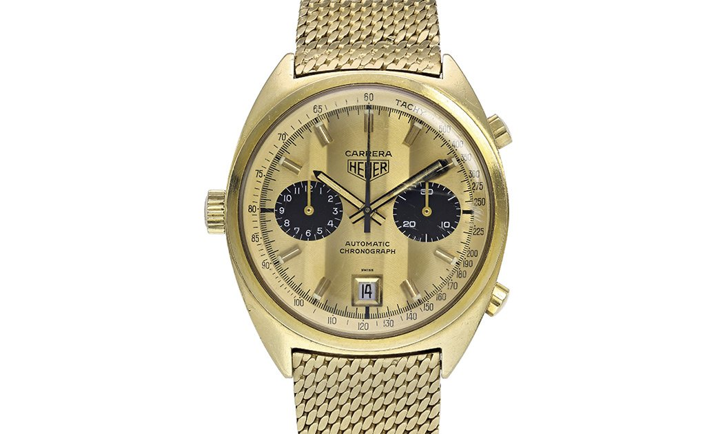 TAG Heuer Carrera Ronnie Peterson