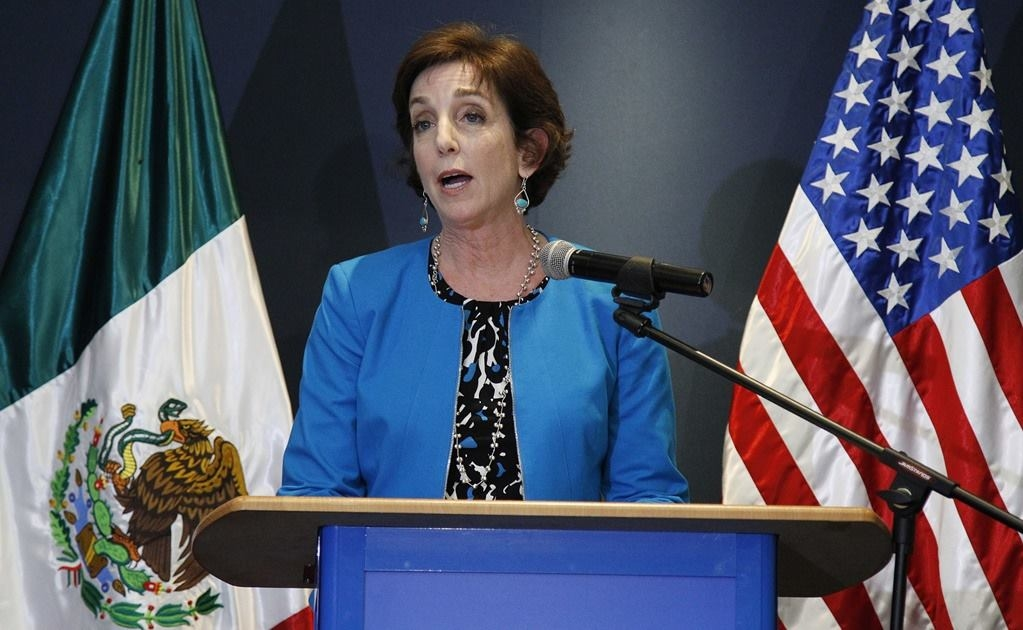 U.S. Ambassador to Mexico Roberta Jacobson to step down on May 5
