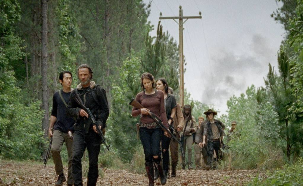 """The Walking Dead"", el actor que quiso morir"
