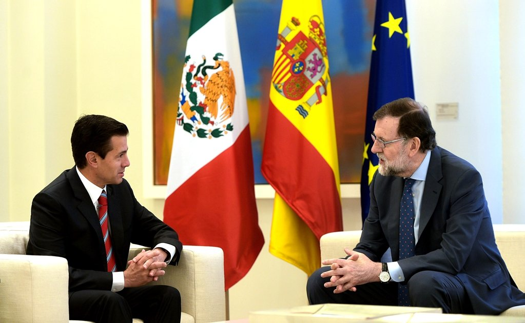 Mexico and Spain confirm status of their bilateral relations