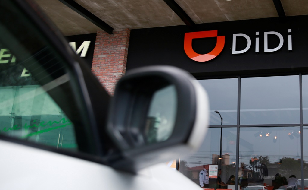 China's Didi Chuxing launches ride service in Mexico