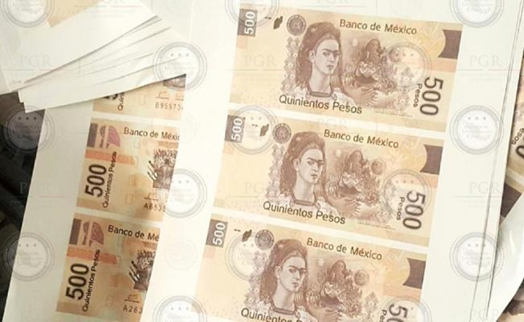 Authorities seize over 15,000 counterfeit notes