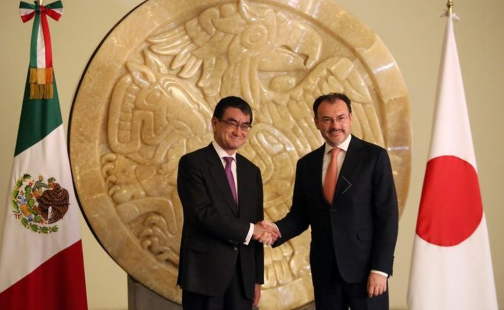Japan and Mexico strengthen ties