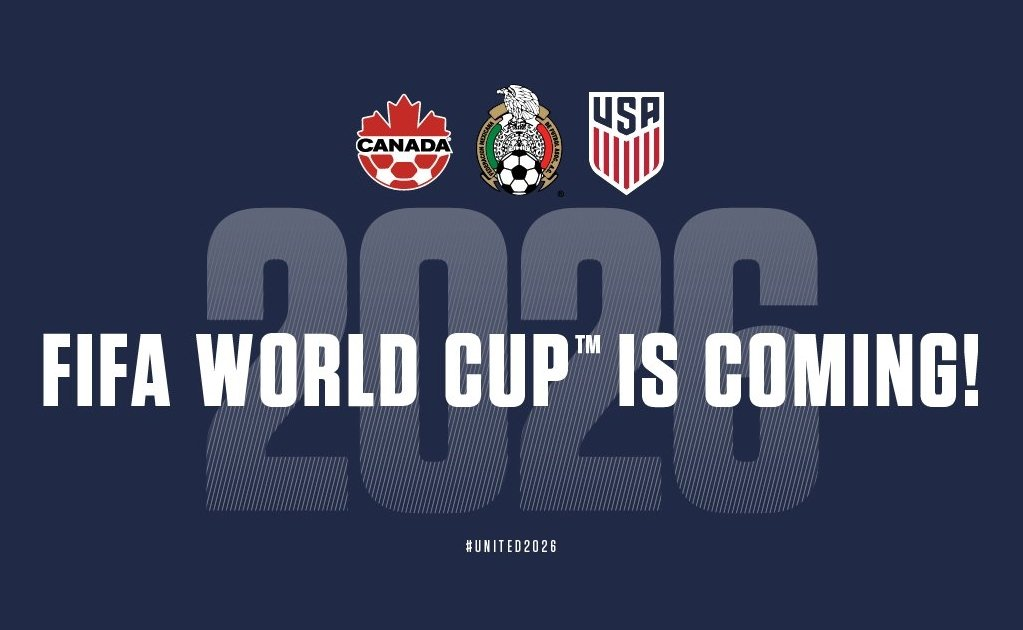 Mexico, Canada, and U.S. to host World Cup 2026