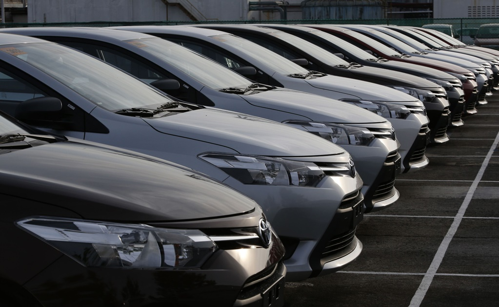 Mexico produces more cars than Brazil in 2018