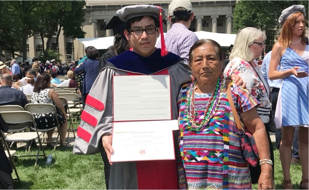 Young man from Oaxaca earns PhD at MIT