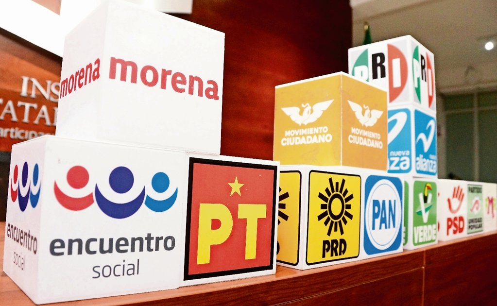 15,000 people unduly affiliated to political parties in Mexico