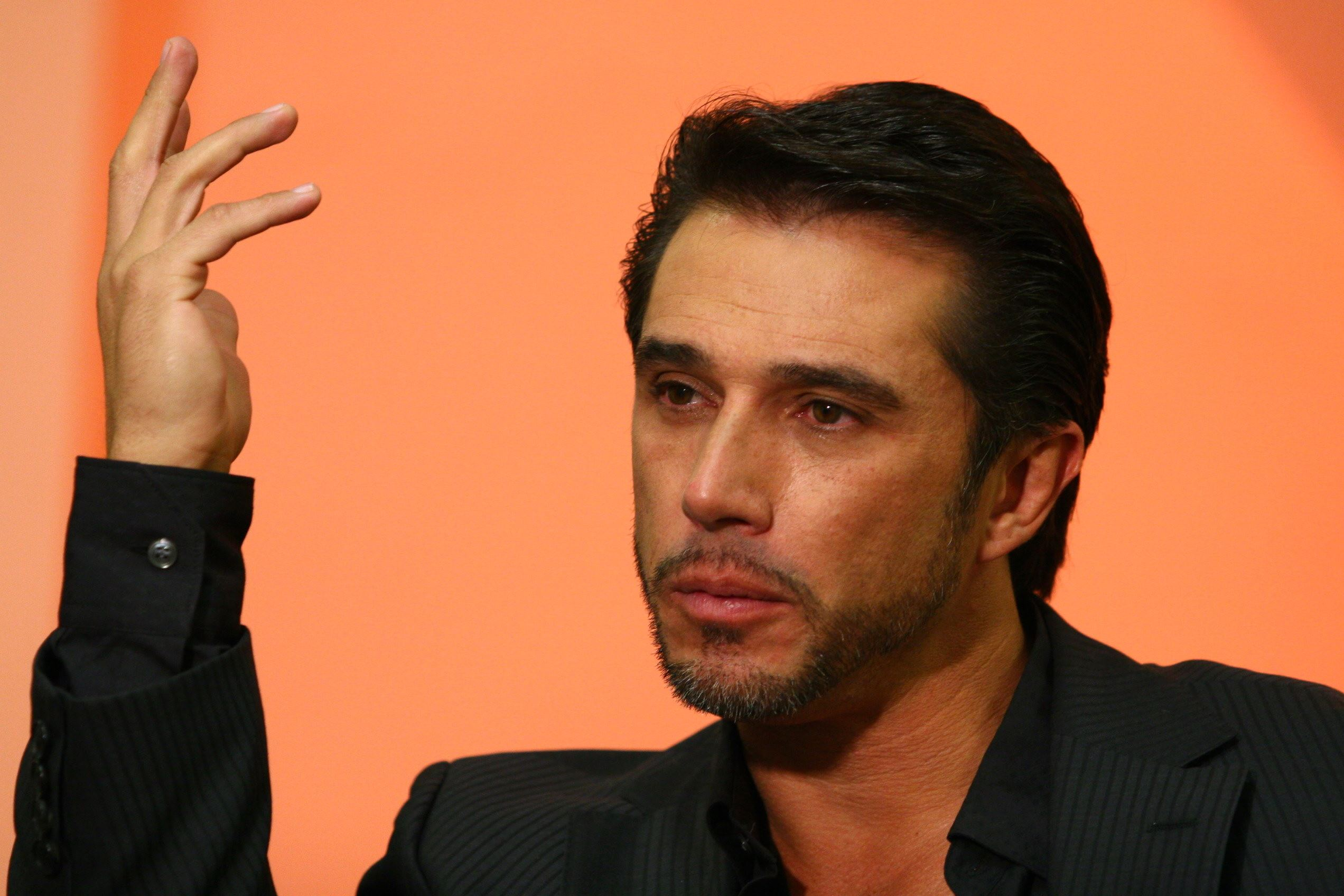 El actor Sergio Mayer