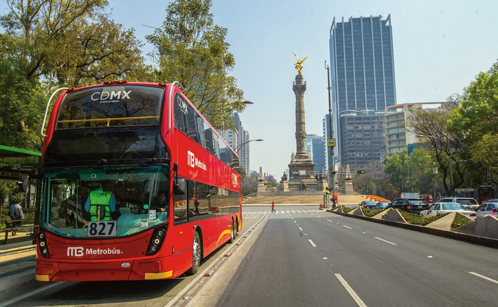 Metrobus shuttle service to offer free Wi-Fi in Mexico City