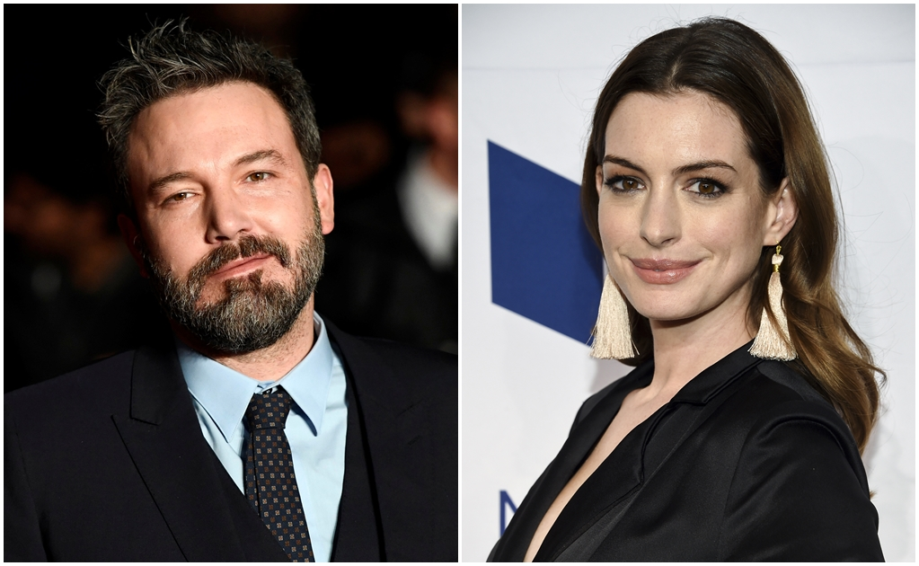 """Ben Affleck y Anne Hathaway protagonizarán """"The Last Thing He Wanted"""""""