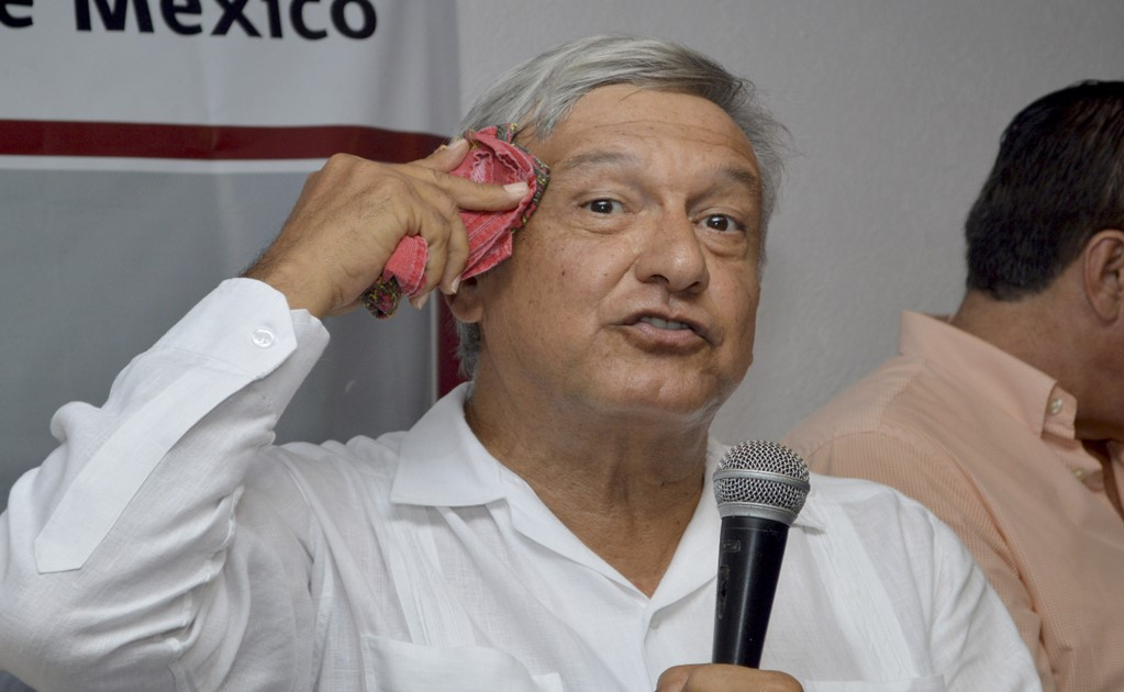 They forgot about AMLO in La Havana
