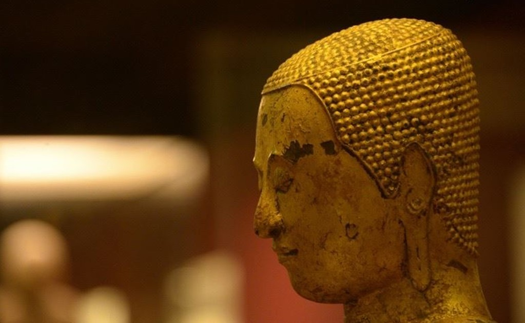 Buddhist relics in Mexico City
