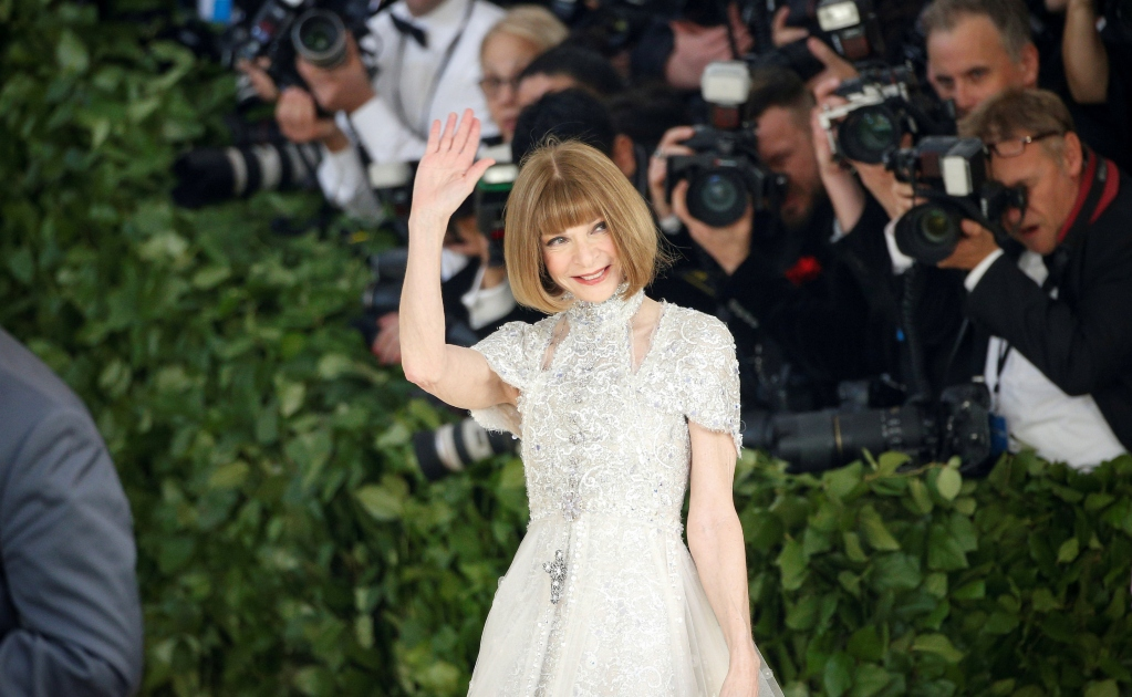 Anna Wintour no deja Vogue