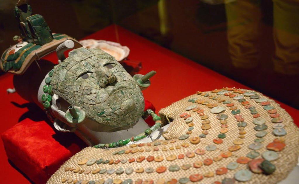 The mysterious Mayan Red Queen is in the Templo Mayor museum
