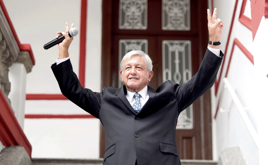 The TEPJF has just validated President-elect AMLO's victory