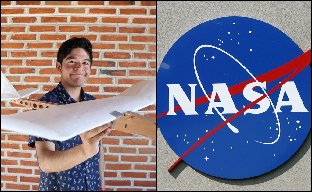 NASA invites young Mexican to participate in space program