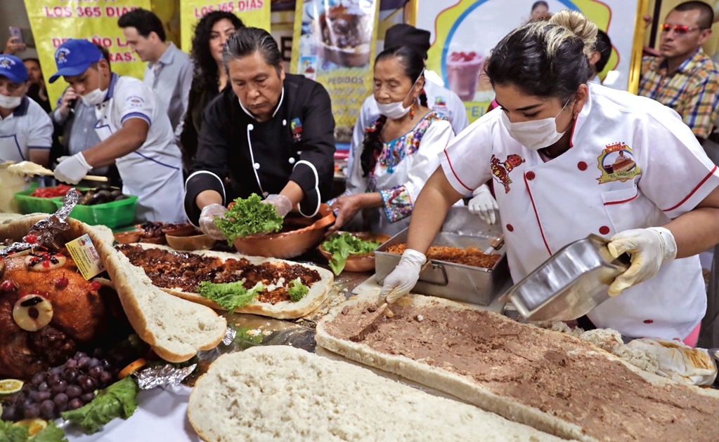 """""""Torta"""" Fair in Mexico City will offer tastings, music, and more!"""