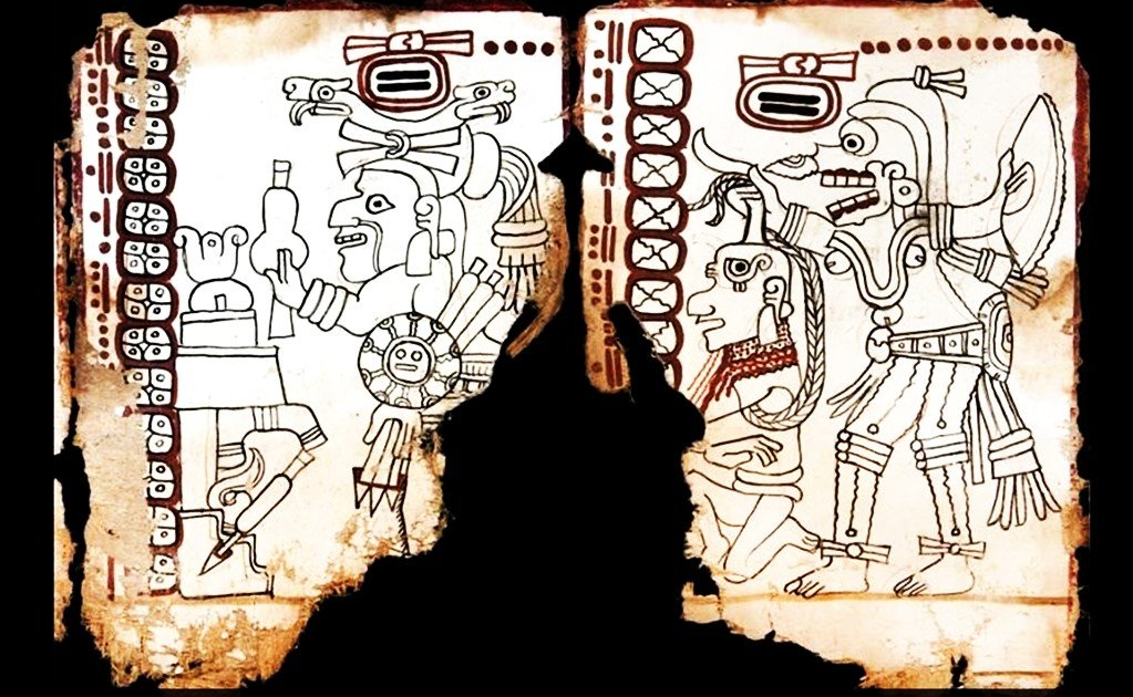 The Grolier Codex: The only Mayan codex in Mexico