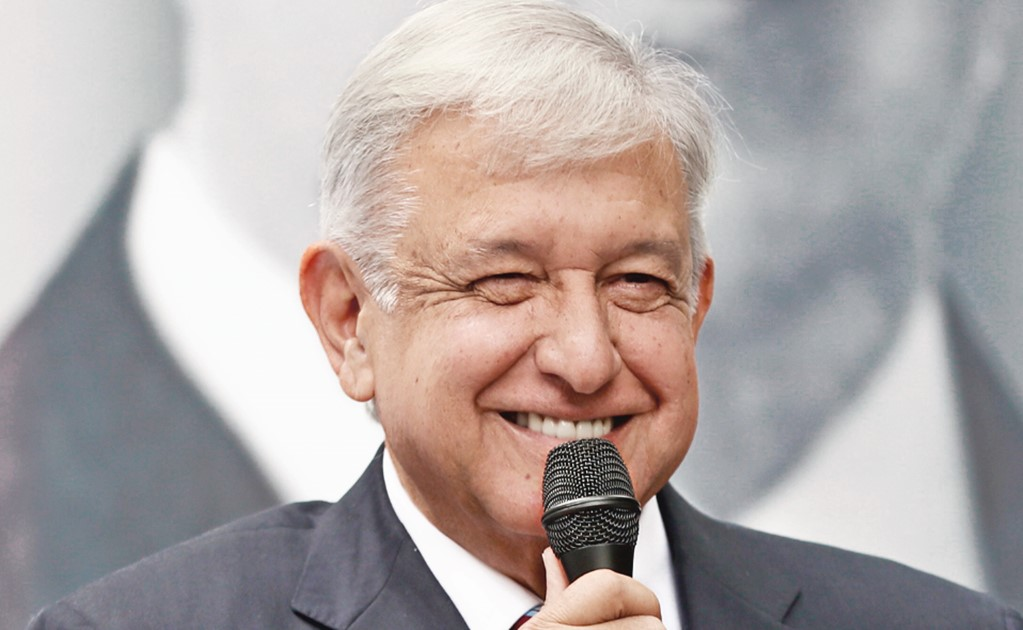 AMLO's first day as President