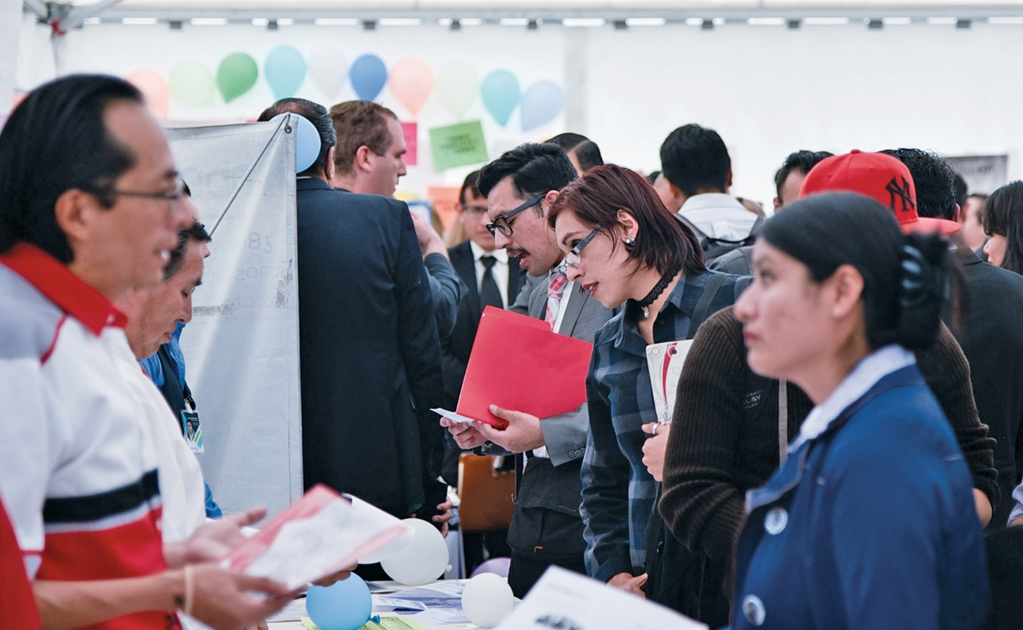 There are now 20 million people with formal employment in Mexico