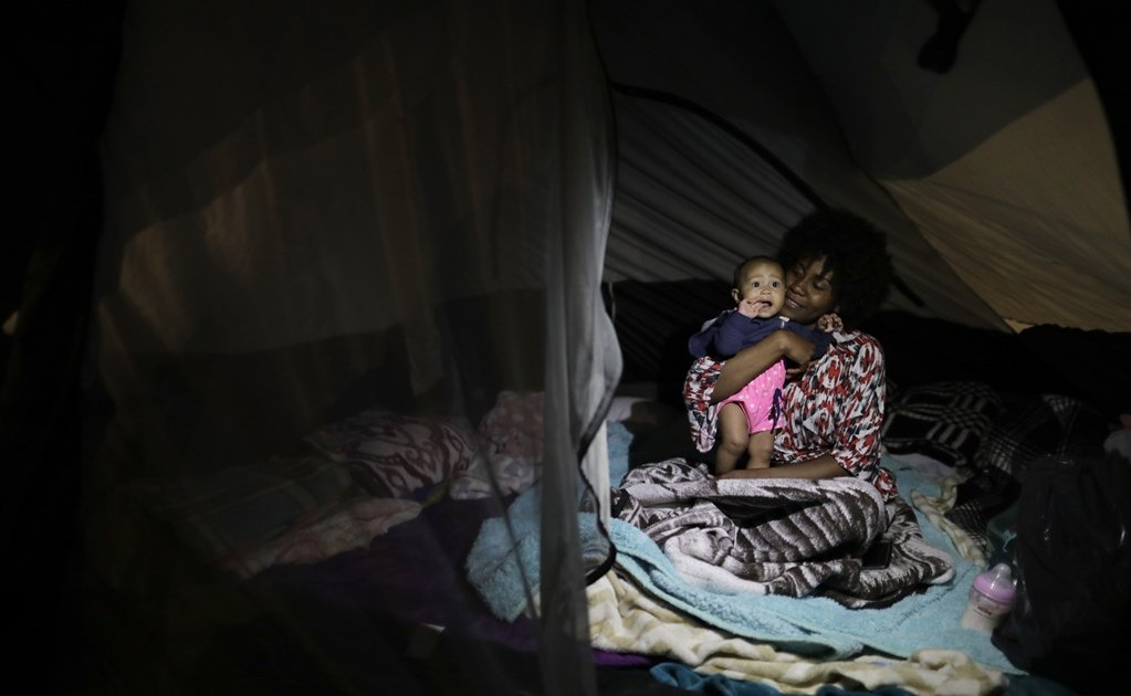 Hundreds of people still homeless a year after the earthquake