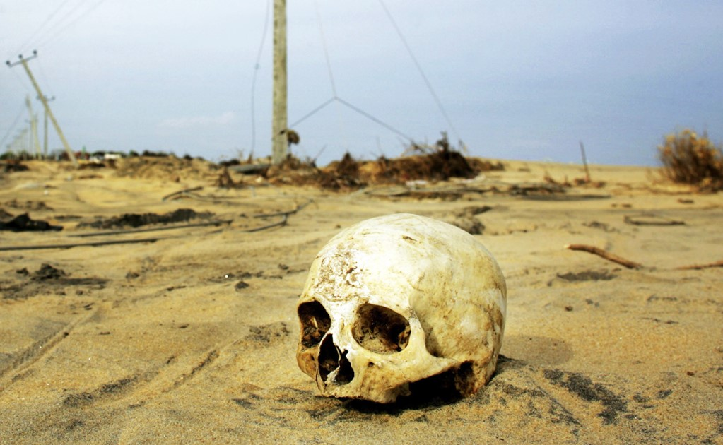 Mexico, where you can buy human remains for MXN $20