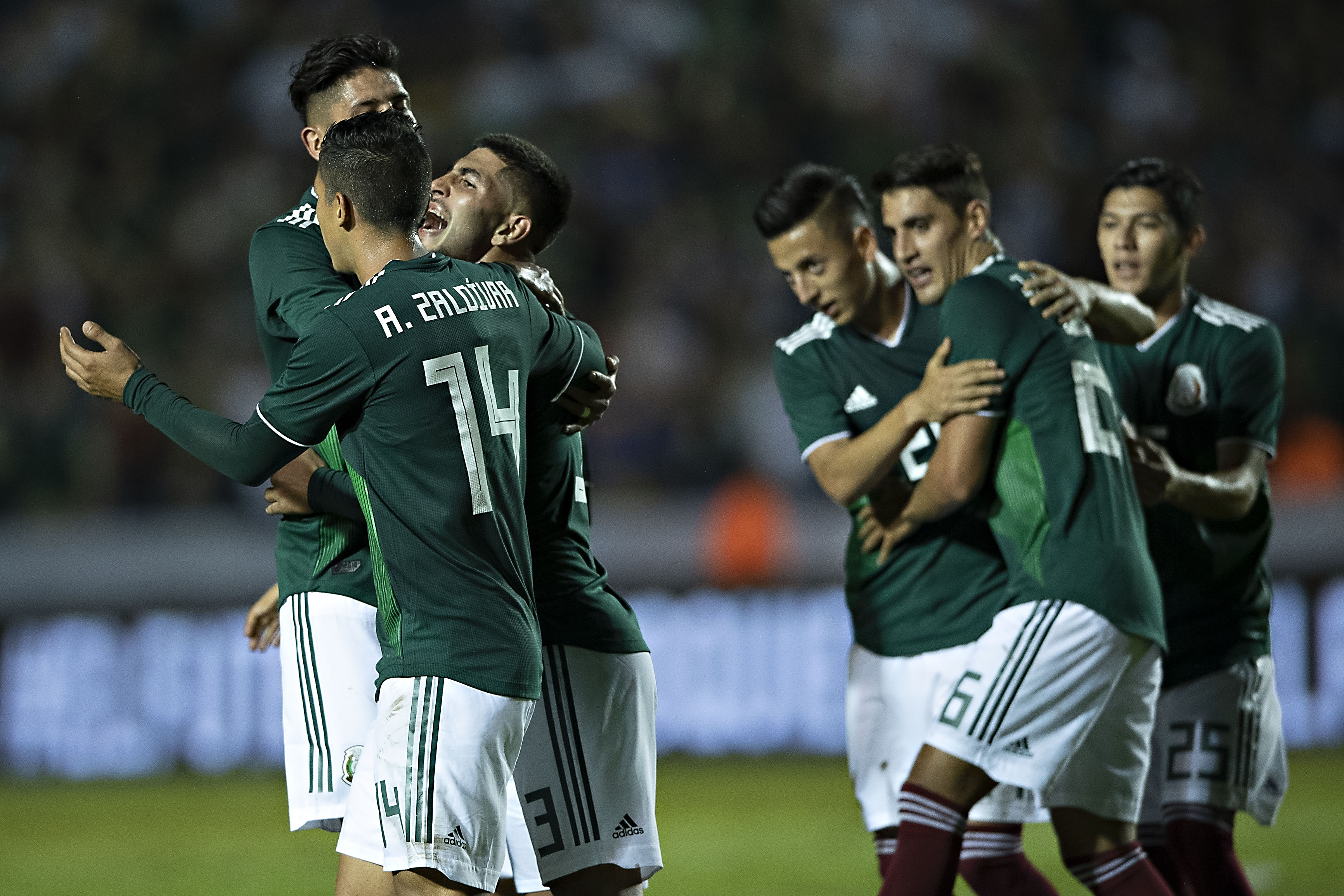 ¡En vivo! México vs Costa Rica