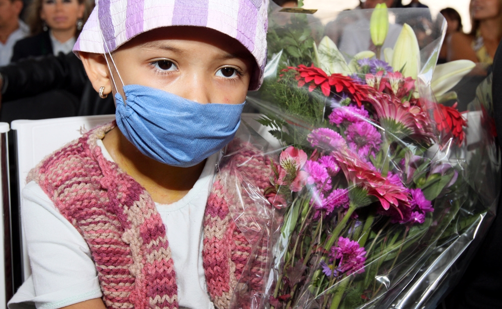 Mexico Social Security Institute treats 2,000 children with cancer