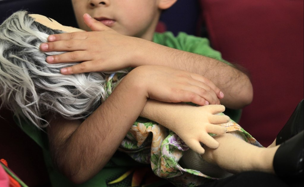 Children aged 2-11 years: Most common victims of sexual abuse