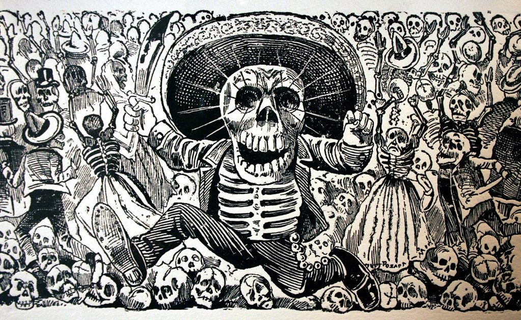 "Everything you need to know about literary ""Calaveras"""