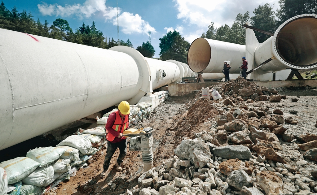 MXN$500 million poured down the drain in Mexico City
