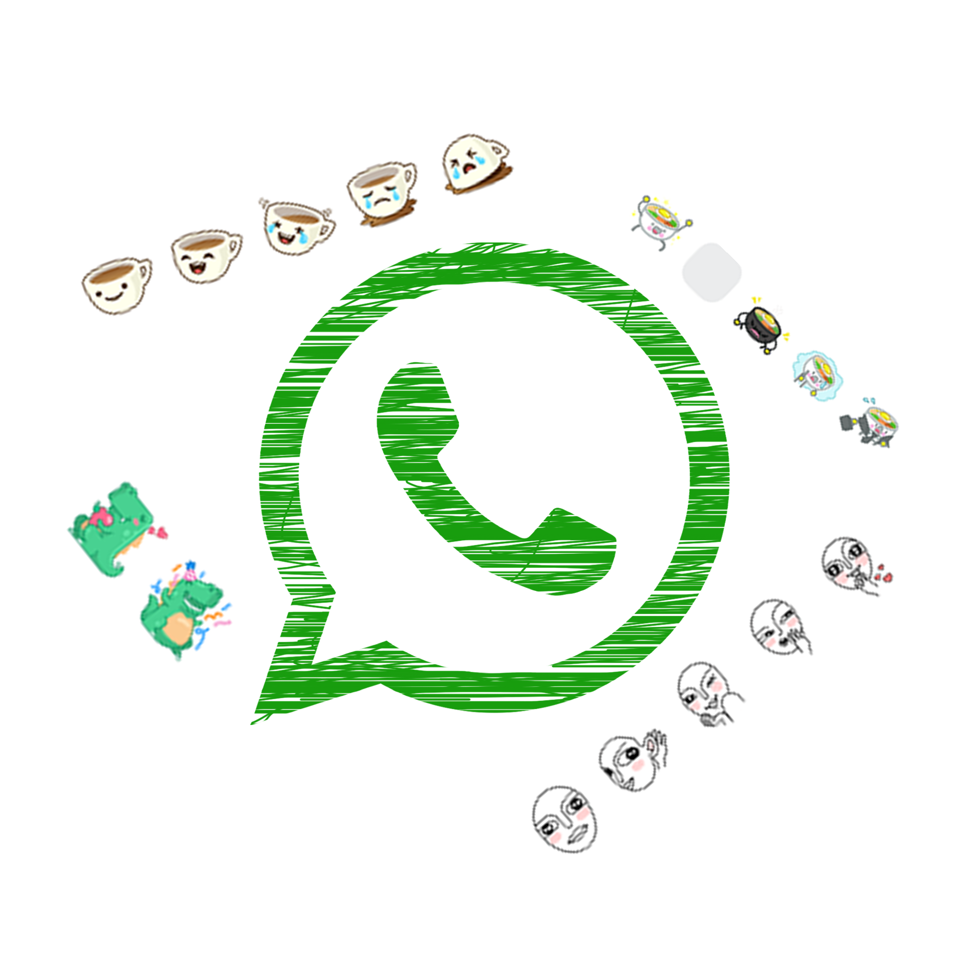 stickers personalizados WhatsApp