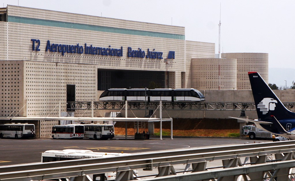Mexico City's airport is profitable and functional
