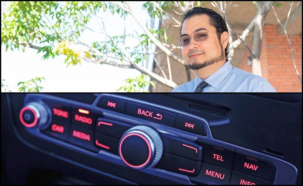 Mexican engineer develops low-cost microchip for car control