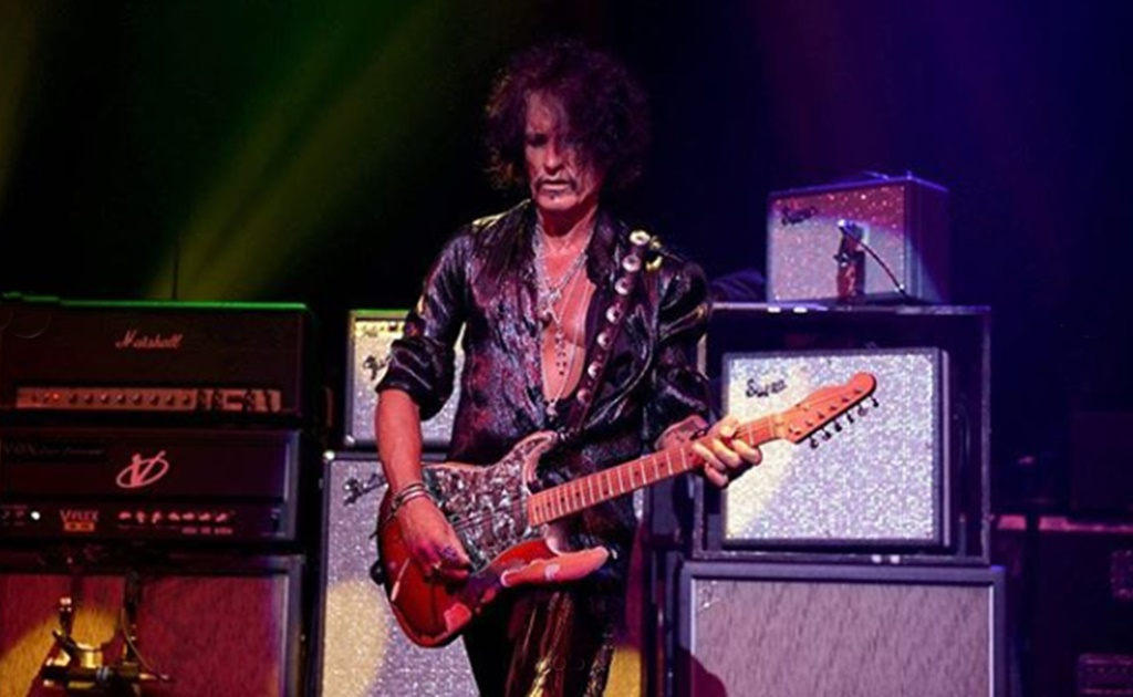 Internan en NY a Joe Perry, guitarrista de Aerosmith tras concierto con Billy Joel